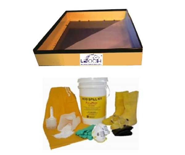 Spill Containment and Safety Equipment